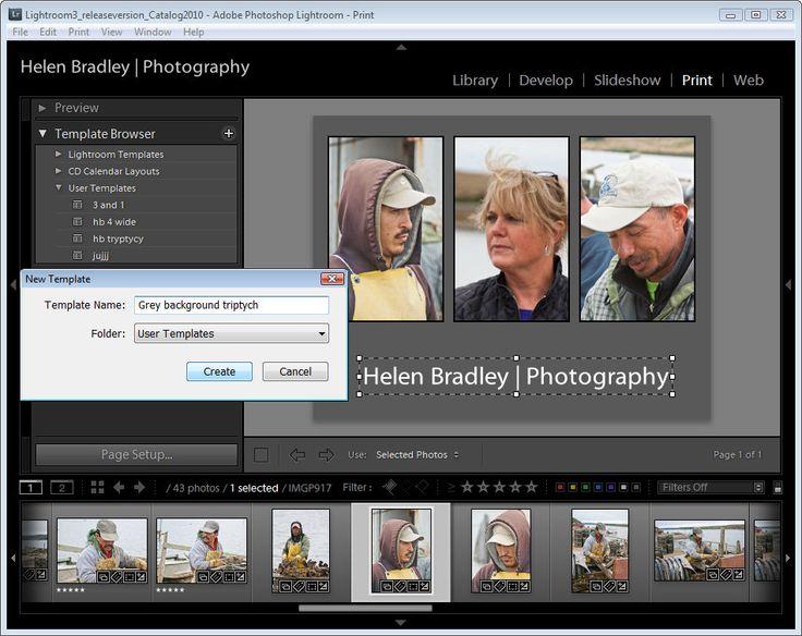 how to make photos for website use lightroom