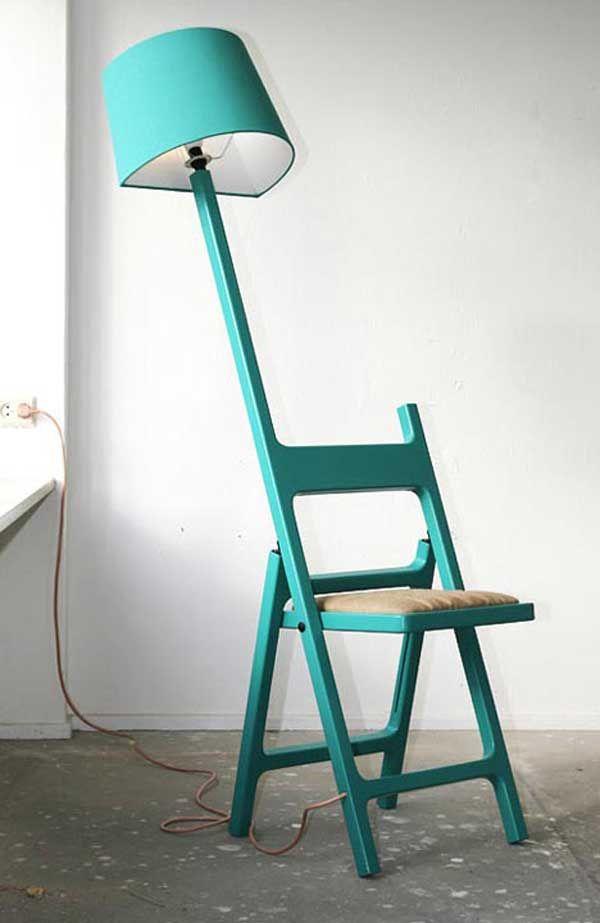 pics of unusal lamps | Unusual Floor Lamp — Erdexon.com
