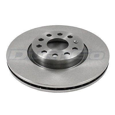 Disc Brake Rotor Fits 2006-2009 Volkswagen Jetta Passat Gti Auto Extra Drums-ro #car #truck #parts #brakes #brake #discs, #rotors #hardware #ax900468