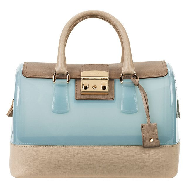 "Furla bag (""In the Clouds"" collection, Spring 2014)"