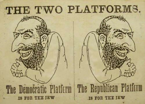 Image result for zionist democrats and republicans