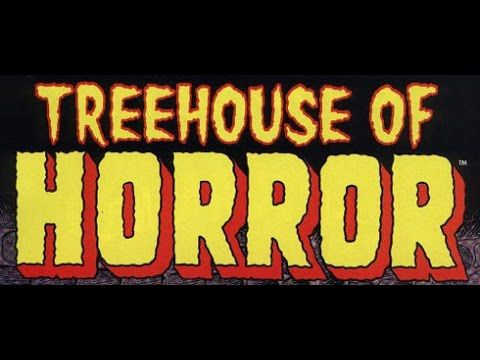 TREEHOUSE OF HORROR [The Simpsons TV Trivia Questions]