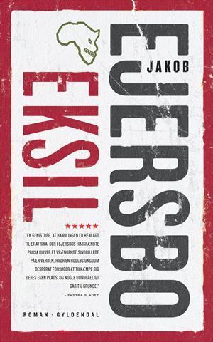 Ejersbo's Afrika triologi :) Gerne i Paperback.