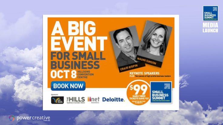 Sydney Hills Business Chamber #GWSsummit Launch
