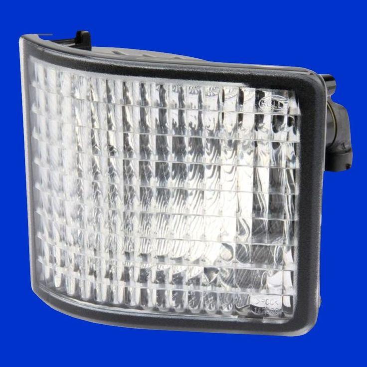 Arbeitsscheinwerfer Eckarbeitsscheinwerfer für Frontgrill John Deere 6010 - 7510