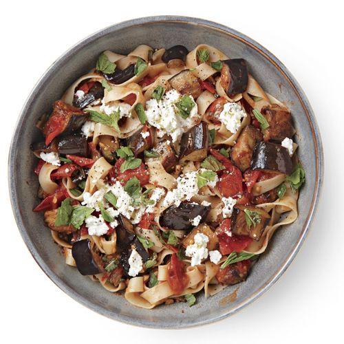 Spicy Pasta Alla Norma - FineCooking