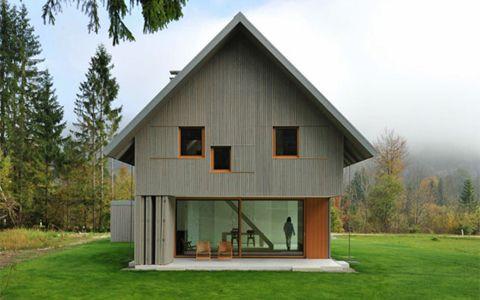 House R by Bevk Perovic Architekti/ Bohinj, Slovenia