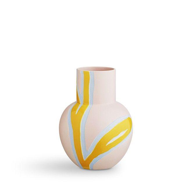 Fiora vase pink