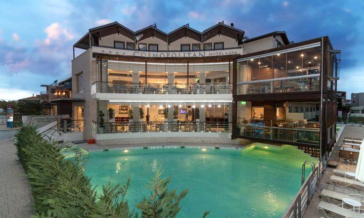 Προσφορά Πάσχα από 319€ για 3 διανυκτερεύσεις με Ημιδιατροφή για 2 ενήλικες και 1 παιδί έως 12 ετών στο 4* Cosmopolitan Hotel & Spa