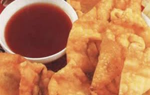 Recetas: Wantan frito