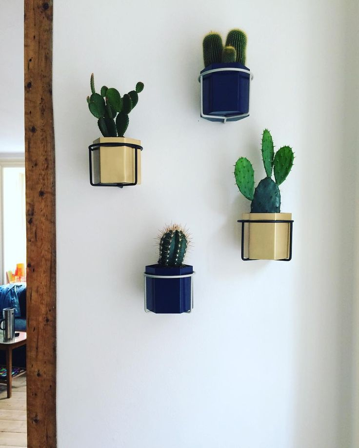 ferm LIVING Plant Holders and Hexagon Pots - see them all in our Green LIVING category:http://www.fermliving.com/webshop/shop/green-living.aspx