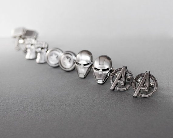 unique groomsmen gifts - cuff links