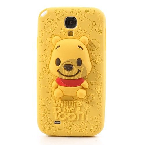 Husa Samsung Galaxy S4 Winnie the Pooh