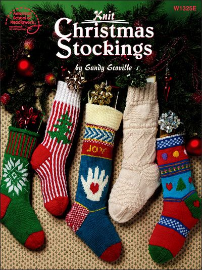 25+ best ideas about Knitted Christmas Stockings on ...