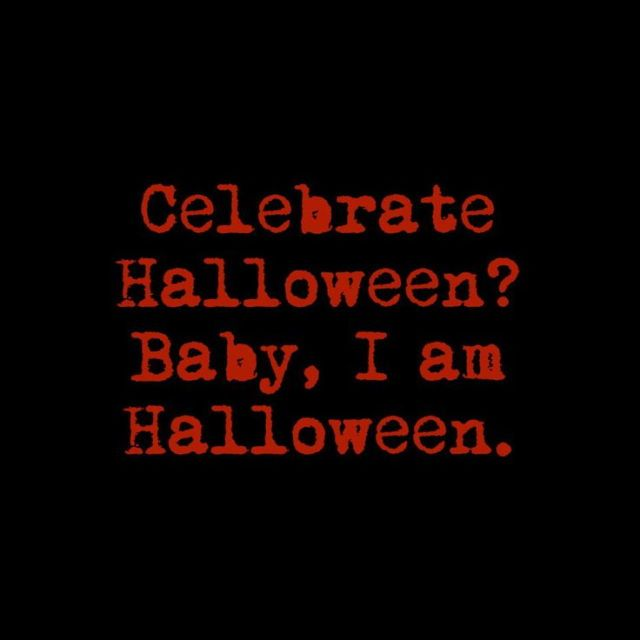 Halloween Sayings, Halloween Ideas, Halloween Countdown, Aesthetics,  Amazing Quotes, Awesome Quotes, Halloween Prop, Halloween Decorating Ideas