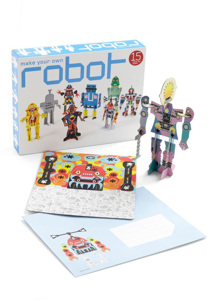 Best 25 Make Your Own Robot Ideas On Pinterest Create