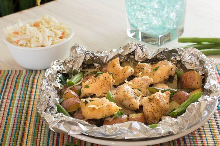 Mediterranean Stir Fry Grill Pack