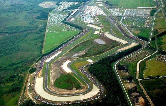 5 Sirkuit Motogp Terbaik dan Terfavorit Sepanjang Masa