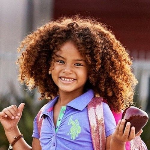 Peachy 1000 Images About Little Girls Natural Hair On Pinterest Follow Short Hairstyles For Black Women Fulllsitofus