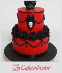 CakesDecor Theme: Gothic Cakes - CakesDecor