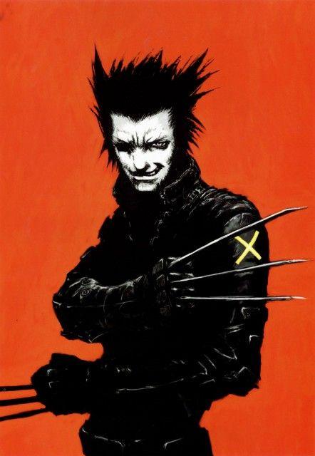 Tsutomu Nihei, Wolverine (Character)
