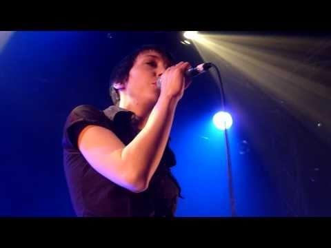 Jeanne Cherhal - La station - Live 2011 - Savigny le Temple.