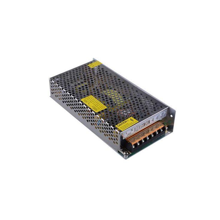 ΤΑΙΝΙΕΣ LED : ΤΡΟΦΟΔΟΤΙΚΟ 24V DC 200W IP20 N.147-70538