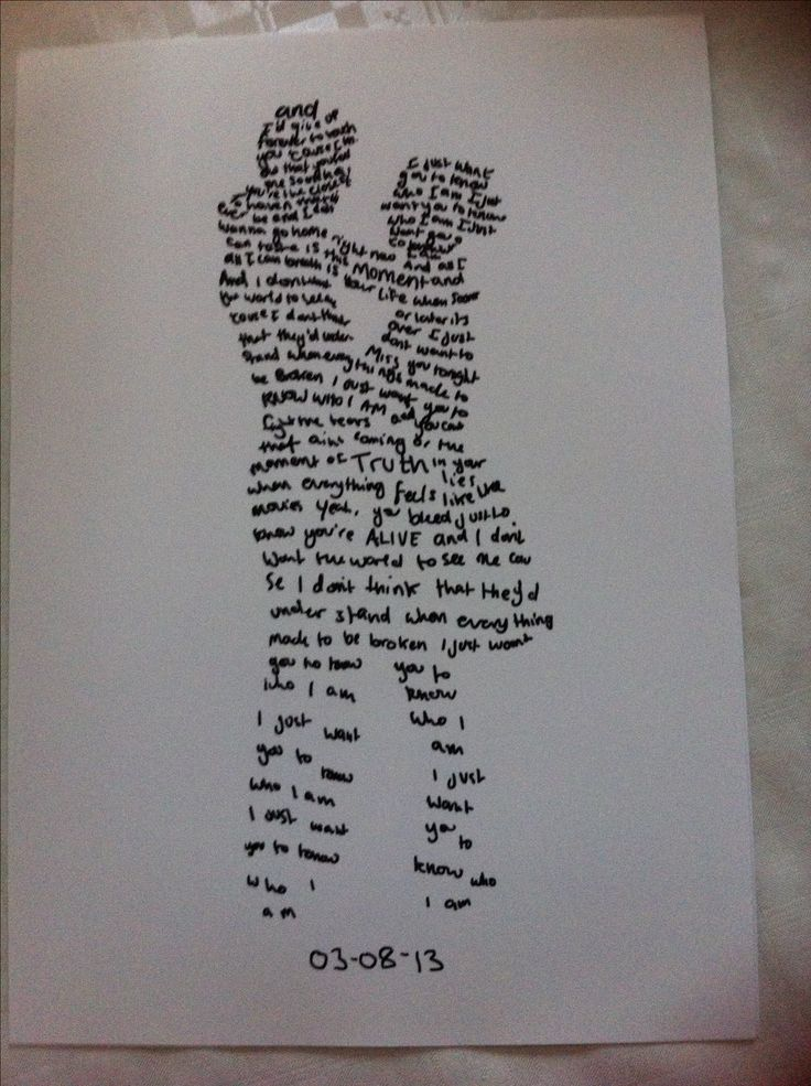 Cute after wedding present, take a picture of the couple doing their first dance, write the lyrics of the song in their silhouette, including date!
