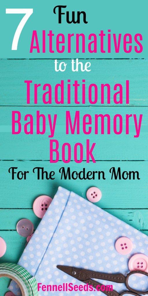 Baby Memory Book Alternatives   Modern Baby Memory Book   Baby Book Alternative   Baby Book App   Non Traditional Baby Memory Book   Baby Keepsake   Baby Memories   Baby Scrapbook