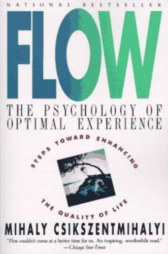 "Flow Pb by Csikszentmihalyi and Mihaly Csikszentmihalyi (1991, Paperback, Reprin   You have heard about how a musician loses herself in her music, how a painter becomes one with the process of painting. In work, sport, conversation or hobby, you have experienced, yourself, the suspension of time, the freedom of complete absorption in activity. This is ""flow,"" an experience that is at once demanding and rewarding--an experience that Mihaly Csikszentmihalyi demonstrates is one of the most…"