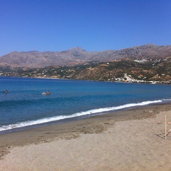 Plakias Beach, Rethimno