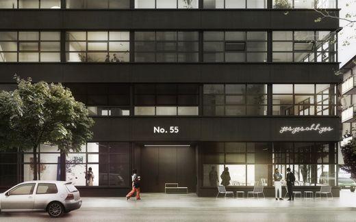 Oscar Properties : HG7 #oscarproperties architecture, house, design, stockholm, hammarby sjöstad #allén
