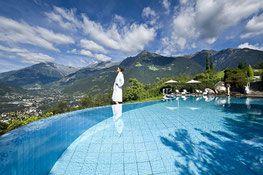 Hotel-Sonnbichl****S Dorf Tirol Tirolo Meran Merano Südtirol Alto-Adige Gourmet Südtirol