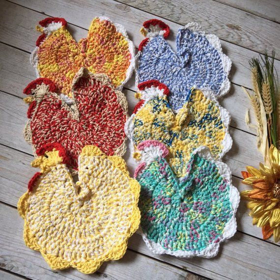 The 66 best CHICKEN CROCHET images on Pinterest | Crochet free ...