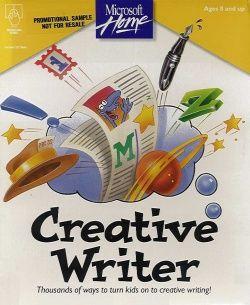 Creative Writer is een tekstverwerker, gericht op de jongere PC-gebruikers met de bedoeling hen vertrouwd te maken met de werking van een computer en hen te helpen hun eigen composities te realiseren. Met dit programma kunnen kinderen verhalen schrijven en pamfletten, affiches, wenskaarten en nog veel meer maken. Dit allemaal via een interface vol geluiden en animaties. Het programma bevat een uitgebreide selectie van afbeeldingen, decoratieve randen, achtergronden document, lettertype,...