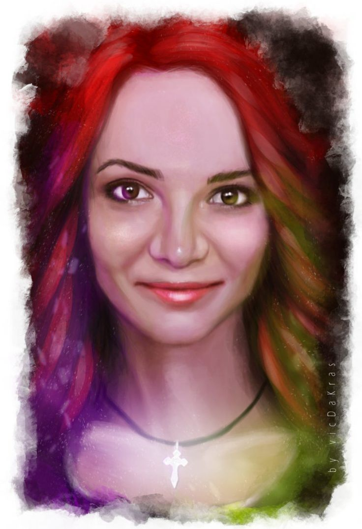 Alyona by Vicdakras on DeviantArt