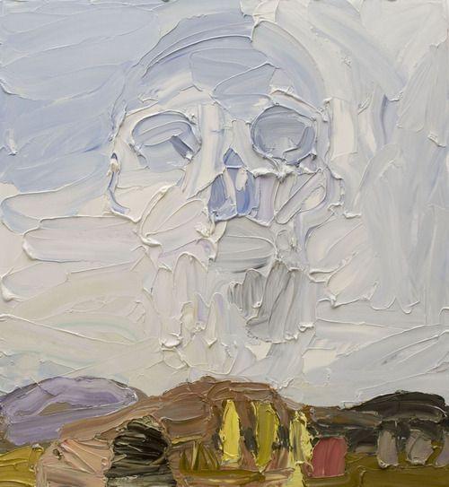 Ben Quilty - Hill End Landscape (2006)