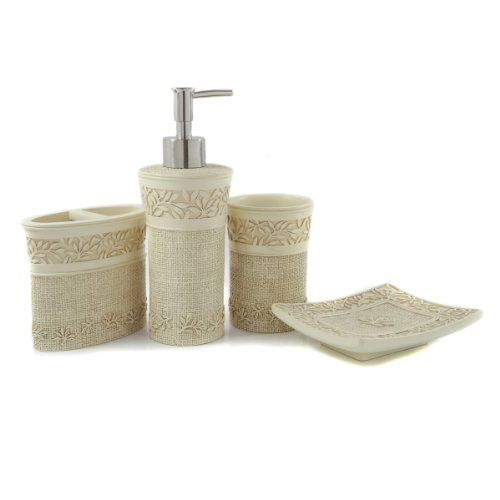 17 best images about bathroom accessories sets on pinterest toothbrush holders bathroom - Bathroom soap dish sets ...