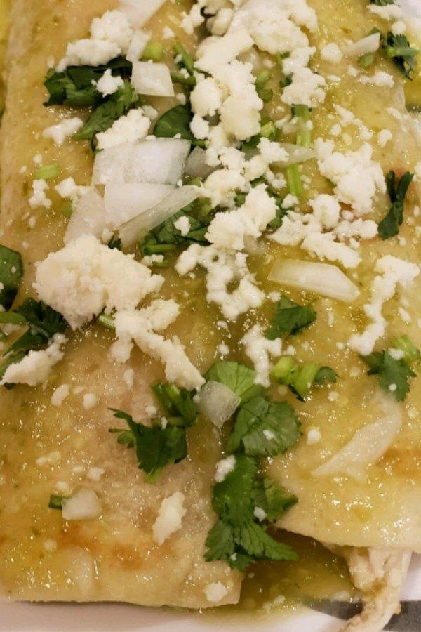 Authentic Enchiladas Verdes Recipe Mexican Food Recipes Authentic Enchiladas Verdes Recipe Mexican Food Recipes
