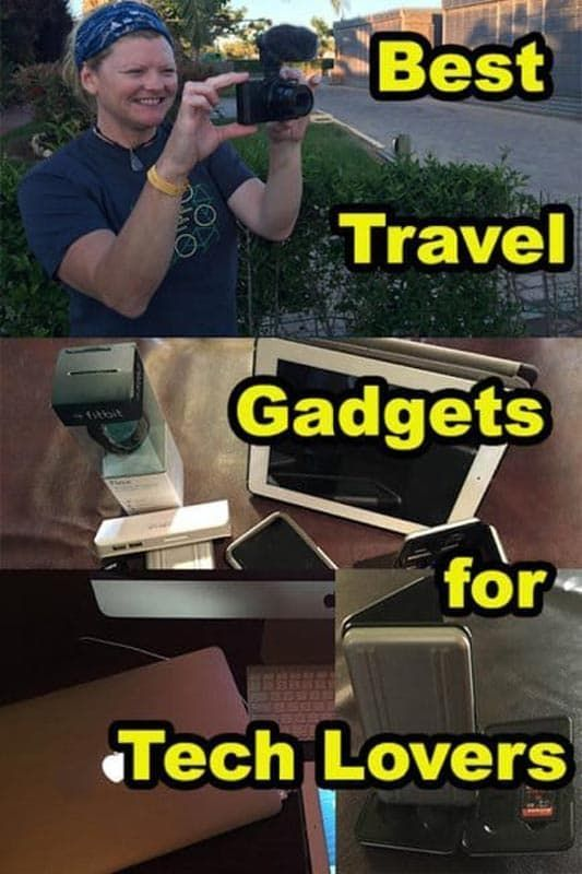 Best Travel Gadgets for Tech Lovers 2017 | The Planet D