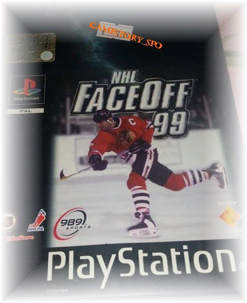 Nhl face off 99