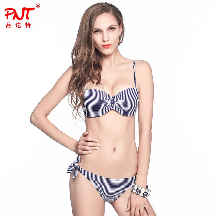 Buxom Women Stripes bikini women Navy blue swimSwimSuits New bikinis push up Nylon Low waisted bikini beachwears Brazilian bikini 44 travel -- AliExpress Affiliate's Pin. Click the image to find out more