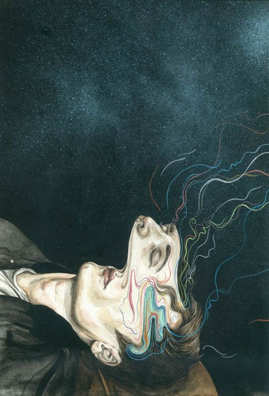 Magazine - The Surreal Drawings of Henrietta Harris