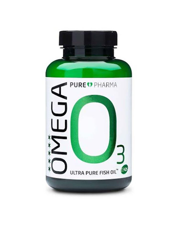 PurePharma O3 Ultra Pure Fish Oil