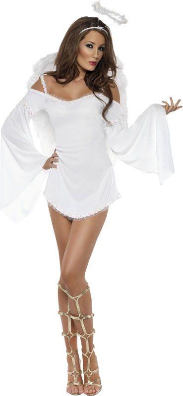 Sexy Angel Costume - £21.95