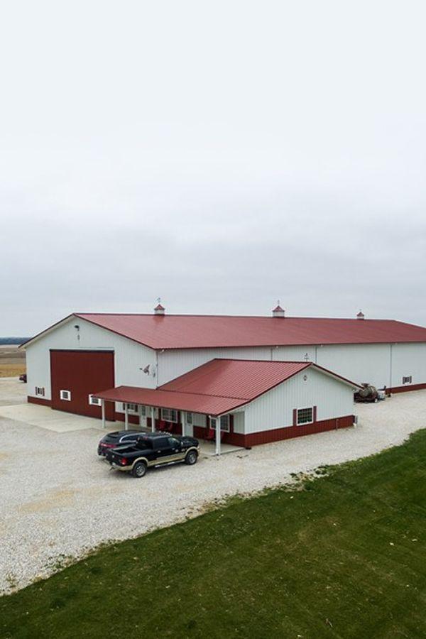 17 best images about farm buildings on pinterest shops for Morton building homes for sale