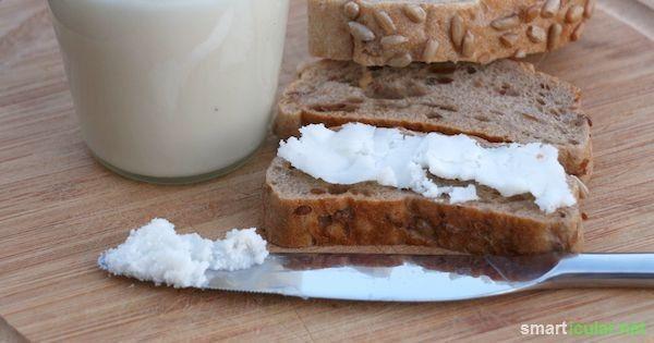 Kokos und Mandel als Basis für köstliche Brotaufstriche