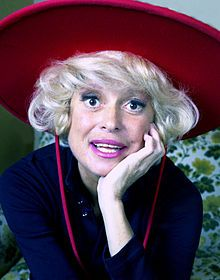 Carol Elaine Channing (born January 31, 1921)[1] is an American singer, actress, and comedian. She is the recipient of three Tony Awards (including one for lifetime achievement), a Golden Globe and an Oscar nomination. Channing is best remembered for originating on Broadway the musical-comedy roles of widowed matchmaker Dolly Levi in Hello, Dolly! and bombshell Lorelei Lee in Gentlemen Prefer Blondes.