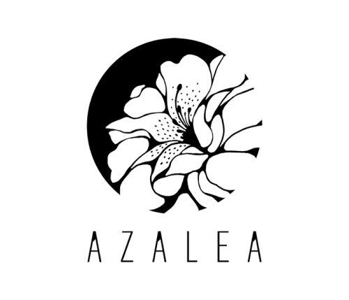 サークル「AZALEA」様ロゴ