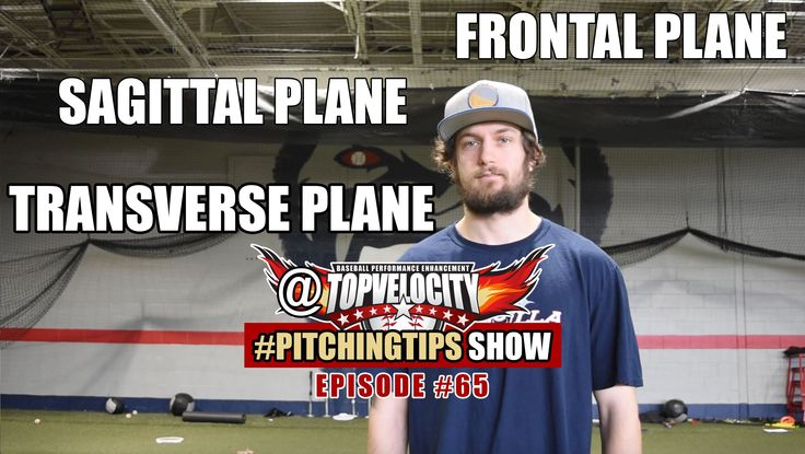 Is pitching in the frontal, transverse or sagittal plane? Ep65 @TopVeloc...